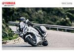 Ofertas de Yamaha, Gama Touring 2016
