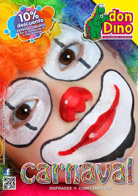 Ofertas de Don Dino, Carnaval 2017