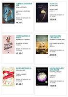 Ofertas de Librerías Nobel, Novedades 2014