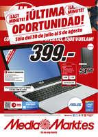 Ofertas de Media Markt, ¡Last Minute! - Vigo