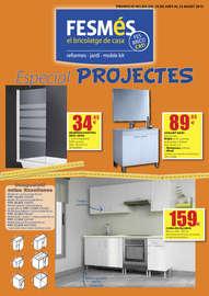 Especial projectes