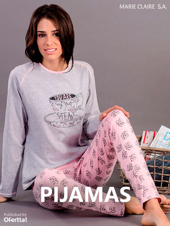 Ofertas de Marie Claire, Pijamas