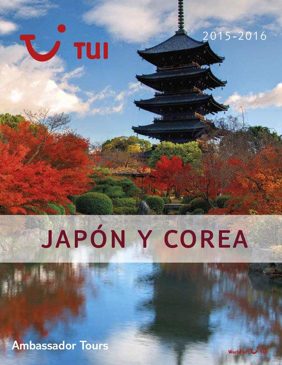 Ofertas de Carrefour Viajes, Japón y Corea