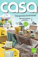 Ofertas de CASA, ¡Temporada de terrazas!