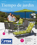 JYSK: Tiempo de jardn