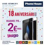 Ofertas de Phone House, 18 aniversario