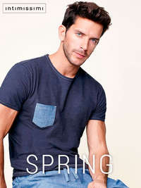 spring collection hombre