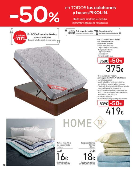 Comprar ropa de cama barato en badajoz ofertia - Ropa de cama barata carrefour ...