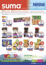 Con Nestlé cuídate y ahorra