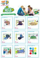 Ofertas de Toy Planet, Game Planet