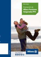 Ofertas de Allianz, Pensiones aseguradas PPA