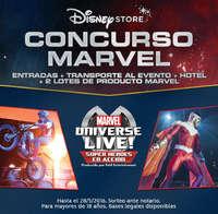 Concurso Marvel