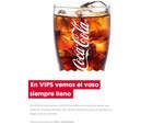 Ofertas de Vips, En VIPS vemos el vaso siempre lleno