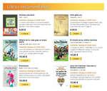 Ofertas de Librerías Nobel, Libros recomendados