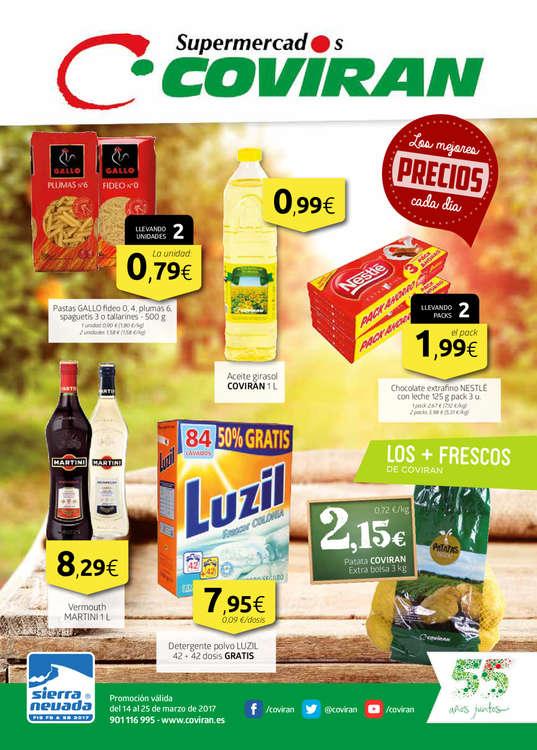 Ofertas de Supermercados Covirán, Los mejores precios cada día