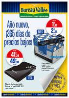 Ofertas de Bureau Vallée, Año nuevo, ¡365 días de precios bajos!