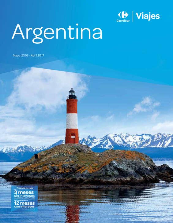 Ofertas de Carrefour Viajes, Argentina