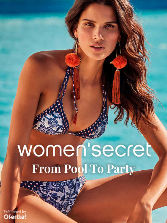 Ofertas de Women'Secret, From Pool To Party
