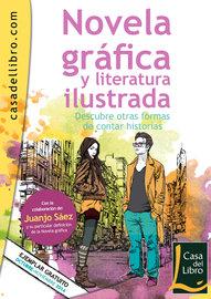 Novela gráfica y literatura ilustrada