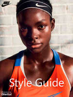 Ofertas de Nike, Style Guide