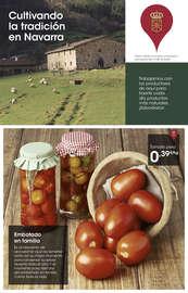 Cultivando la tradición en Navarra