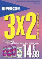 Ofertas de HiperCor, 3x1 en más de 1.500 artículos