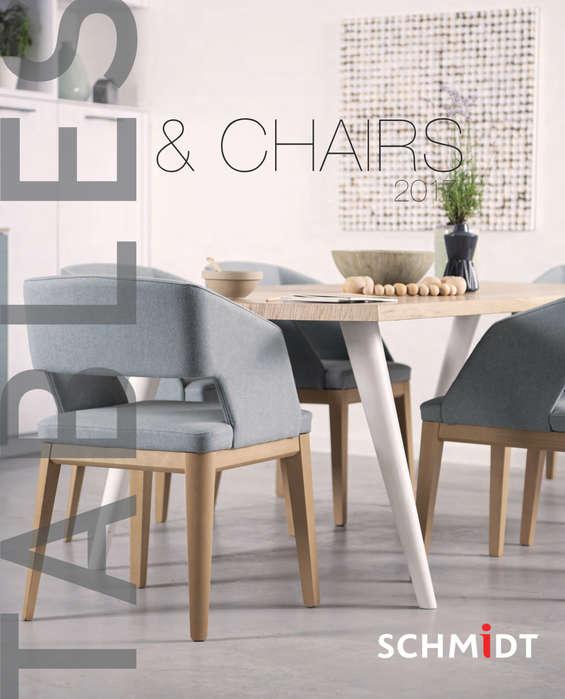 Ofertas de Schmidt Cocinas, Tables & Chairs