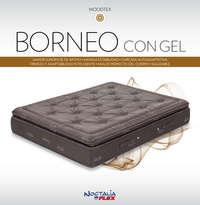 Colchón Borneo con gel