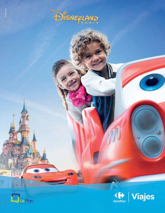 Ofertas de Carrefour Viajes, Disneyland Paris
