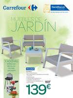 Ofertas de Carrefour, Muebles de jardín