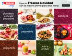 Ofertas de Eroski, Recetas de Navidad. Haz click para verlas