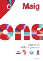 Ofertas de Vodafone, Revista de Maig