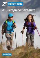 Ofertas de Decathlon, #QueEmpieceLaAventura