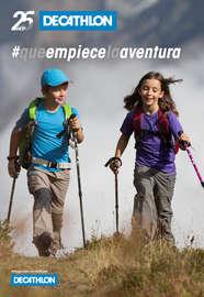 #QueEmpieceLaAventura
