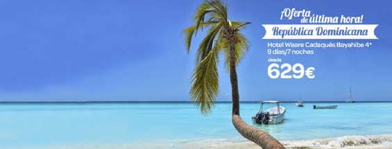 Ofertas de Carrefour Viajes, República Dominicana