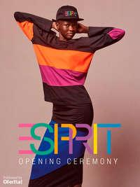 Esprit. Opening Ceremony