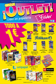 ¡Gran Outlet!