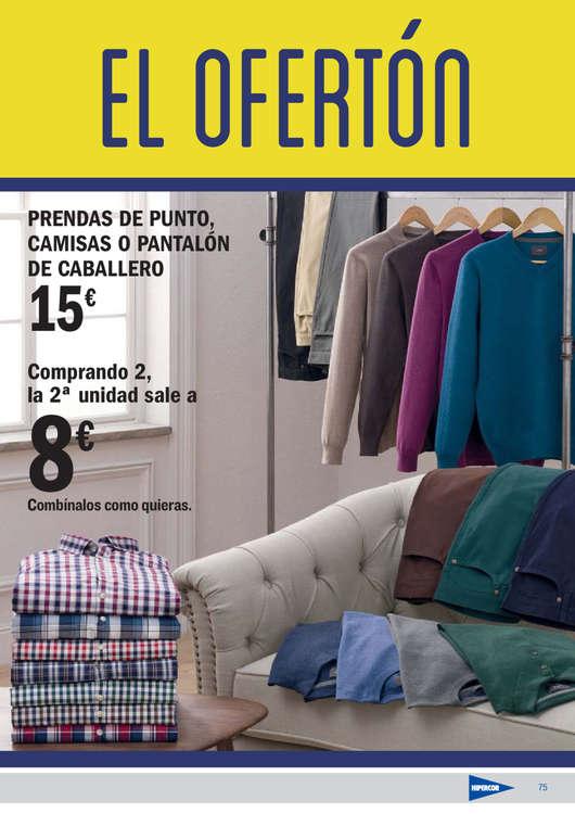 Comprar pantalones hombre barato en madrid ofertia for Muebles kiabi
