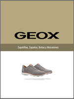 Ofertas de Geox, ¡Últimas Ofertas de calzado!