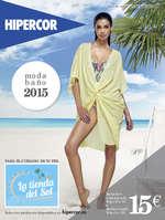 Ofertas de HiperCor, Moda baño 2015
