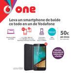 Ofertas de Vodafone, Leva un smartphone de balde co todo en un de Vodafone