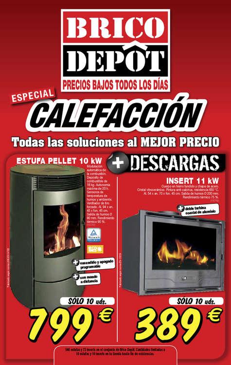 Ofertas de Bricodepot, Especial Calefacción - Avilés