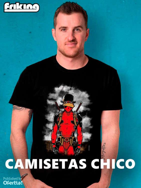 Ofertas de Friking, Camisetas Chico