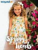 Ofertas de Mayoral, Spring Trends - Colección Mini