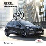 Ofertas de Kia Motors, Accesorios Proceed