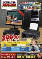 Ofertas de Computer Store, Ahorra en la vuelta al cole