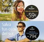 Ofertas de Federopticos, Salva tus ojos del sol