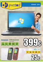Ofertas de Punto de Informática, Verano 2014