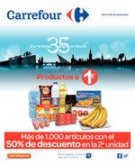 Ofertas de Carrefour, Cumplimos 35 años en Sevilla