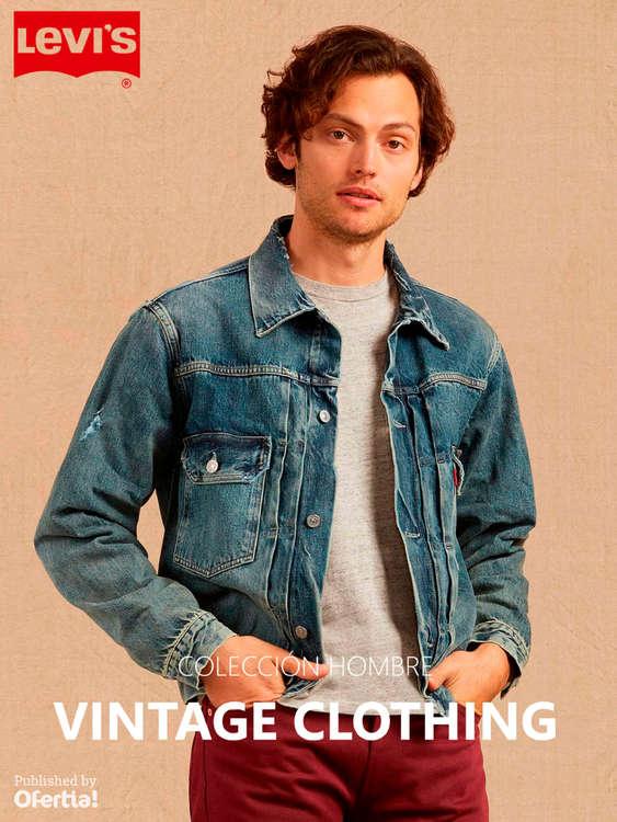 Ofertas de Levi's, Vintage Clothing. Colección Hombre